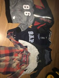 Small lot of boys 6-12 months