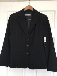 Black Basque blazer size 10 BNWT