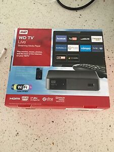 WD TV Live - brand new - western digital streaming media player Alberton Port Adelaide Area Preview