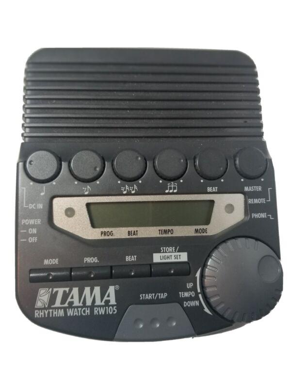 TAMA RW105 Rhythm Watch Digital Metronome