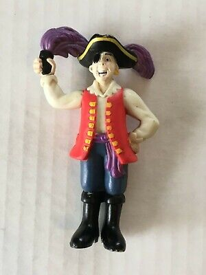 """The Wiggles Captain Feathersword (🌟 The Wiggles Captain Feathersword Figure 3.5"""")"""