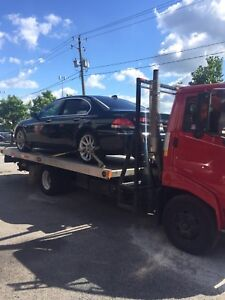 Remorquage towing et transport