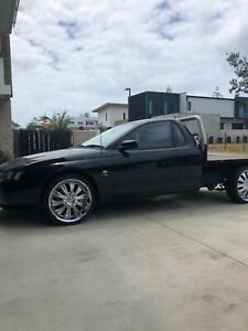 2004 Holden Commodore Ute