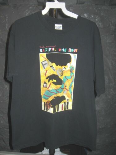 Capital Jazz Festival Classic Black 14th Annual Capital Jazz Fest Large T-Shirt