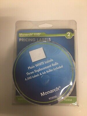 Monarch 1115 Pricing Labels