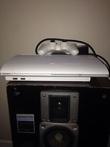 Crystal White PS3 slim