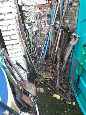 Durable Gardening Tools job lot