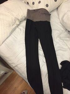 Lululemon high waisted straight leg pants