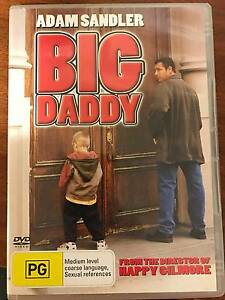 DVD - Big Daddy Caboolture South Caboolture Area Preview