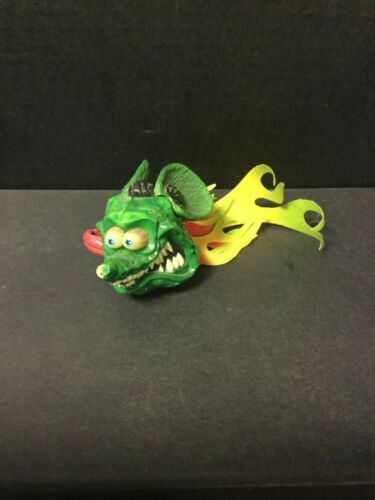 RAT FINK ED ROTH Big Daddy Roth ANTENNA TOPPER (Missing Nose) RARE