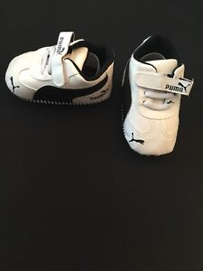 NEW PUMA Baby Shoes $30