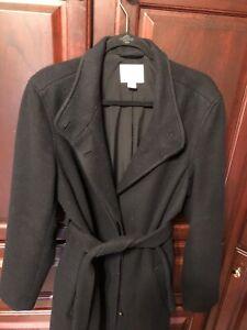 XL Maternity coat (Old Navy)