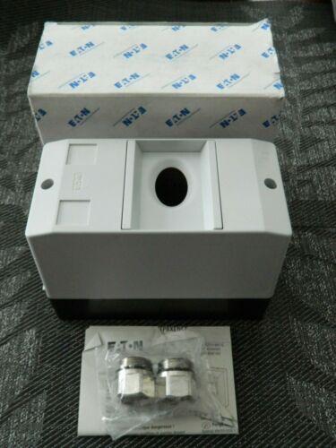 NEW EATON XTPBXENAS41 XTPB MMP MOTOR CONTROL ENCLOSURE CI-PKZ01-NA