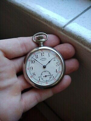 Ingersoll Junior Great Condition Pocket Watch