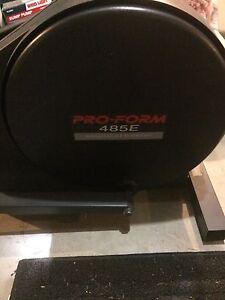 Pro form 485E Elliptical