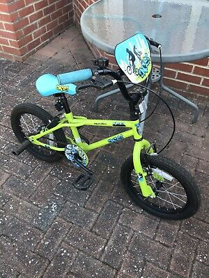 Kids Boys Bike Bicycle 14inch Steel Frame and Stabilisers