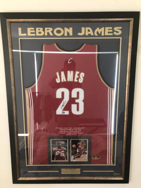 02edc5046165 LeBron James Limited Edition Jersey