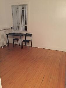 Studio/2&1/2 apartment; 1min walk McGill; all utilities included