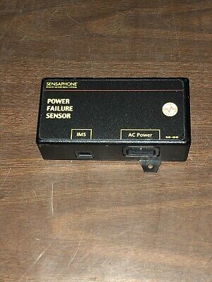 Sensaphone 4840 External Power Failure Sensor For Ims-1000 4000 Ims-4840