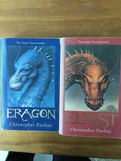Christopher Paolini Eragon & Eldest