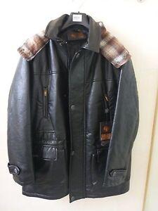 Leather Jacket Gianni Versaci  - His and her ($600)