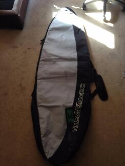 BOARD COVER, LEASH AND SURFBOARD WAX - EXCELLENT CONDITION ($$$) Pyrmont Inner Sydney Preview