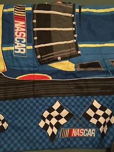 NASCAR twin sheet set