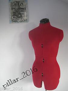 Adjustable Dressmaking Doll Mannequin Leg Form Dummy. Size 18 - 24 Bargain!!