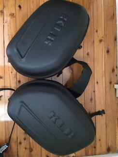 KLR650 Soft Pannier / saddle bags