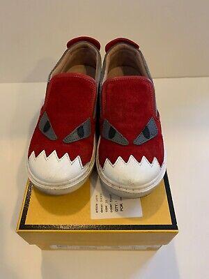 Fendi Monster Eyes Kids Shoes - Size 31