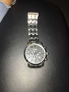 Barely used fossil watch