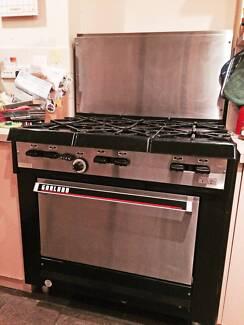 Garland catering oven / 6 burner gas cook top Glen Iris Boroondara Area Preview