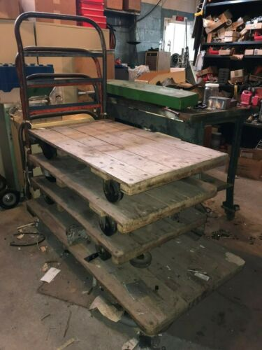 Platform Carts / Pallet Carts