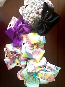 New Jojo Siwa bow lot