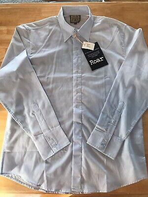 Men's Roar Button Down Shirt XL