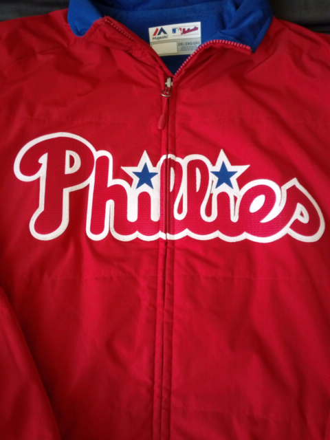 334991b45 MLB Phillies jacket | Jackets & Coats | Gumtree Australia Glen Eira ...