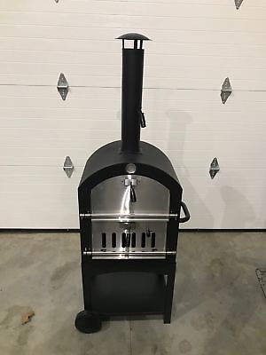 Wppo Wood Fired Garden Pizza Oven