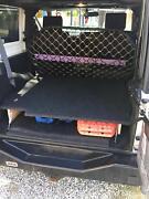 2 Door Jeep Wrangler JK Rear False Floor/Storage Shelf Alexandra Hills Redland Area Preview