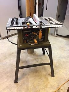Rockwell shop series tablesaw