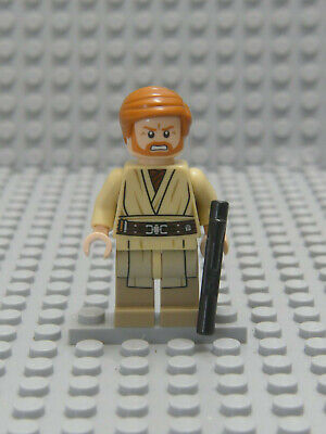Obi-Wan Kenobi star wars 75040 REAL Lego Minifigure