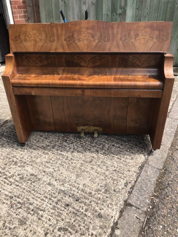 Antique Bentley  Upright Piano