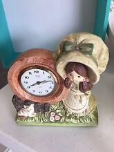 Holly hobbie clock vintage Balwyn North Boroondara Area Preview