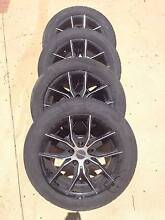 "16"" PDW Wheels + Great Tyres! (5x114.3) Carina Heights Brisbane South East Preview"