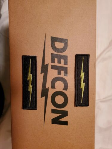 DEFCON (PATCHES ONLY) lbt vans supreme syndicate