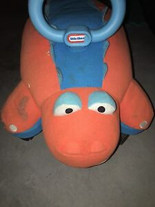 Little Tikes ride on dinosaur Medowie Port Stephens Area Preview