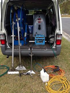 Carpet cleaning Equipment and Van  Be your own Boss!! Morayfield Caboolture Area Preview