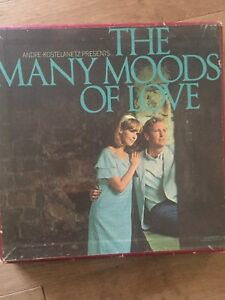 André Kostelanetz And His Orchestra – The Many Moods of Love