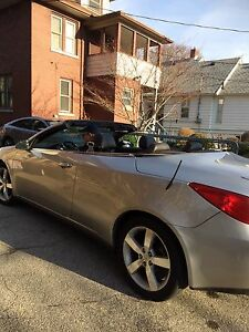 Hard top convertible 2007 G6 -3.9L sports package-1 owner