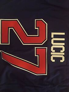 Lucic Jersey
