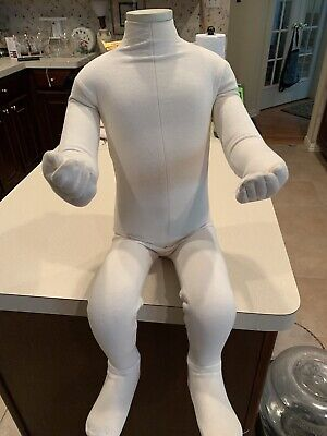 Girl Boy Mannequins Full Body Displayestimate 30 Dressmaker Dummy